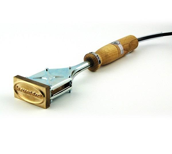 Brandstempel ALK 6 60 mm rond. Bedrijfsstempels.nl