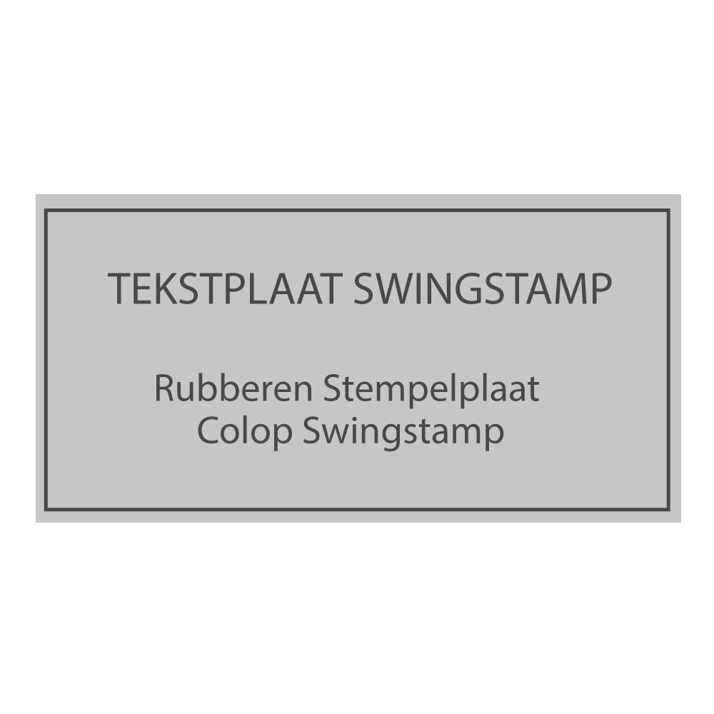 Swingstempels