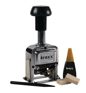 Traxx Numeroteur