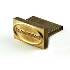 Brandplaat ALK ER80, 15x12mm