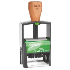 Colop Classic 2660 Green Line datumstempel