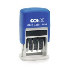 Colop Mini Printer S120 datumstempel