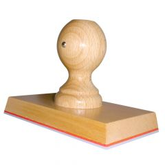 Extra Grote stempel 140 x 80 mm