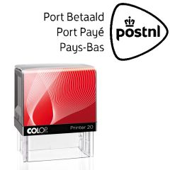Colop PostNL stempel Port Betaald internationaal en nationaal