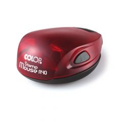 Stamp Mouse R40 montuur ruby