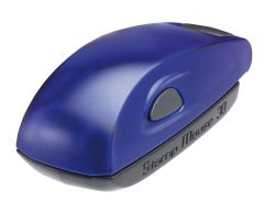 Stamp Mouse 30 montuur blauw