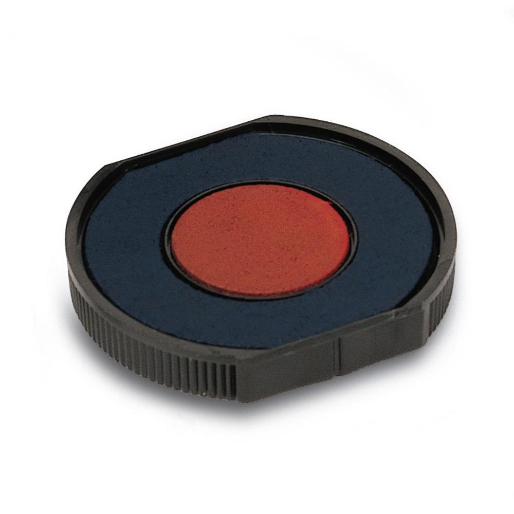 Colop E/R40/2 inktkussen blauw/rood