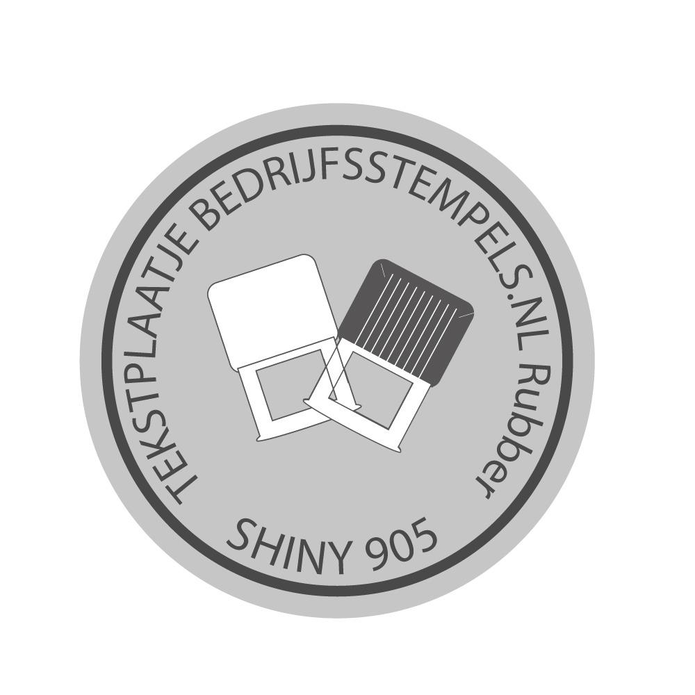 Shiny Essential 905 tekstplaatje