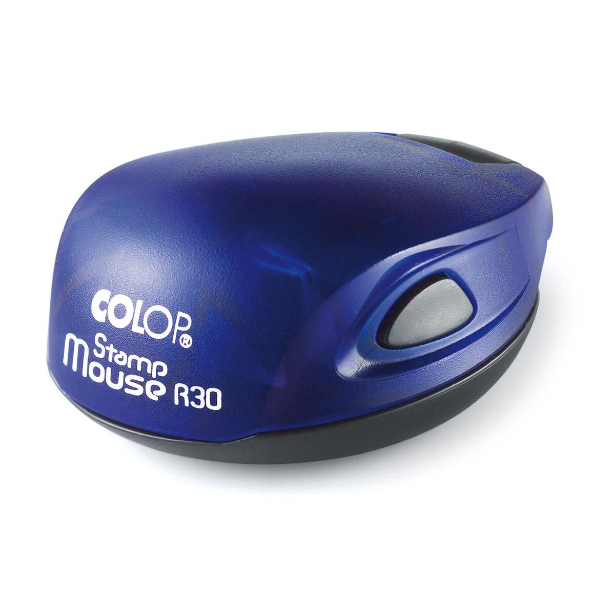 Stamp Mouse R30 montuur indigo