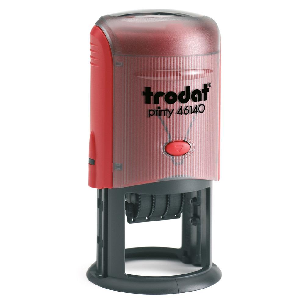 Trodat Printy 46140/D blauw/rood